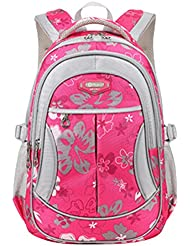 RUIPAI Classic Floral New Semester Lovely School Bag Backpack For Girls