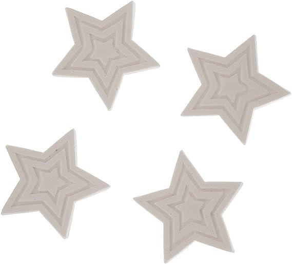 FLAMEER 4個入り エッセンシャルオイル ストーン 香水 芳香剤 車内 浴室 フレグランスストーン 全8タイプ - #5