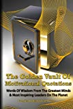 The Golden Vault of Motivational Quotations, Richard & Lynn Voigt, 1468168495