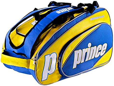 PRINCE Paletero Padel Warrior Club: Amazon.es: Deportes y aire libre