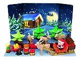 Ecoiffier Abrick Christmas Advent Calendar by Ecoiffier
