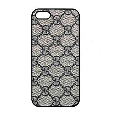 c7121ddf0ddc Gucci Theme Phone Case for iPhone 5 iPhone 5S Gucci Picture Cover  Amazon.co .uk  Electronics