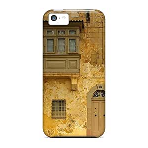 Top Quality Rugged Italian Wall Case Cover For Iphone 5c