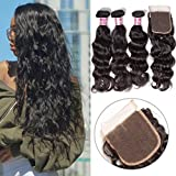 Best Hair Bundles With Free Parts - Unice 8A Grade Brazilian Natural Wave Hair 3 Review