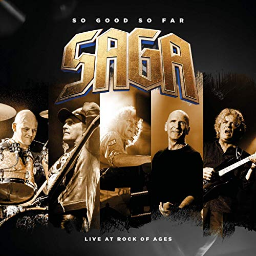 So Good So Far-Live at Rock of Ages [2LP Gatefold + Download] [Vinyl LP]