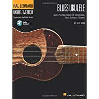 Hal Leonard Ukulele Method: Blues Ukulele (Book/Online Audio)