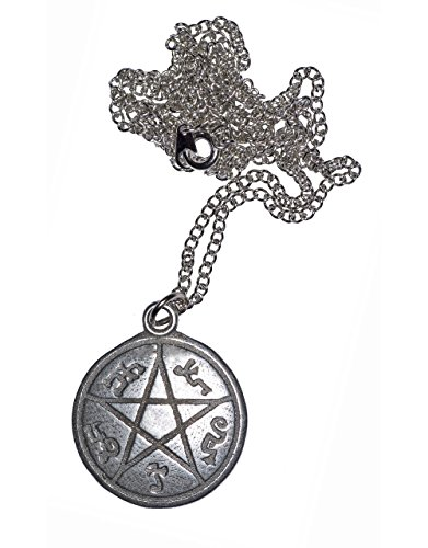 Devils Trap (Supernatural Inspired Devil's Trap Pendant - Costume Accessory)