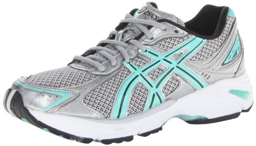 ASICS Women's Gel-Fortitude 3 Running Shoe,Lightning/Mint/Black,7 M US