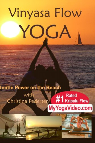 Vinyasa Flow Yoga, Gentle Power on the Beach, Intermedite & Advanced, a ***Practice DVD*** (Vinyasa Yoga Advanced compare prices)