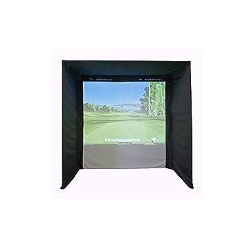 EasySim Golf Simulador Recinto 2.5 x 2.5 x 1.3m: Amazon.es: Deportes y aire libre