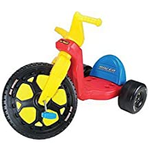 The Original Big Wheel Big Wheel 48727 Tricycle, 16-Inch, Red