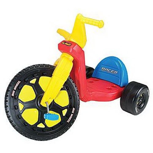 The Original Big Wheel Big Wheel 48727 Tricycle, 16-Inch, Red by The Original Big Wheel (Image #3)