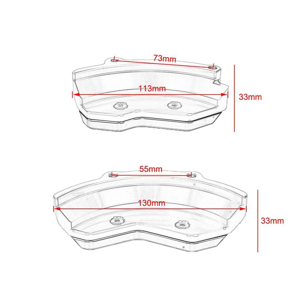 Nero for 790 Duke 2018-2019 Motore Stator Slider Case Cover Guard Protector Set Accessori per moto 18 19 Duke 790 Parti