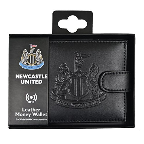 Official RFID Embossed Leather Wallet (Ideal Gift) - Newcastle - Newcastle Store Official
