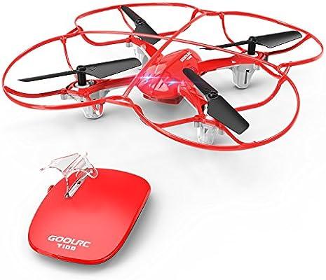 GoolRC T100 Drone RC 2.4GHz Control remoto Control de movimiento ...
