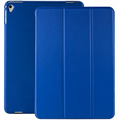 KHOMO ipad pro 9 7 dual twill blue Rubberized Feature Built