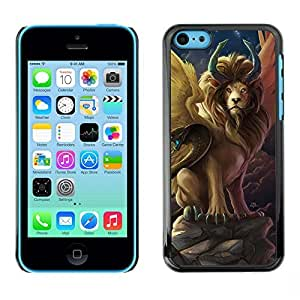 phone covers Colorful Printed Hard Protective Back Case Cover Shell Skin for Apple iPhone 4 4s ( Lion Snake Ancient Symbols Now Moon )
