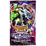 Dinosaur King TIMEWARP ADVENTURES BOOSTER PACK (9 CARDS) by Dinosaur King