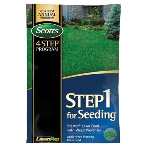 Scotts 36905 LawnPro Step 1 for Seeding Starter Lawn Food wi