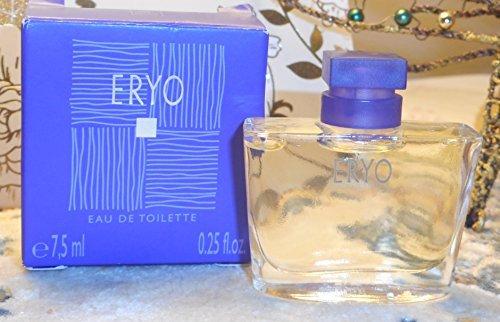 7.5 Ml Edt Splash (Yves Rocher Eryo Eau De Toilette Splash Miniature .25oz/7,5ml Fragrance)