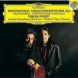 ショスタコーヴィチ:チェロ協奏曲第1番&第2番