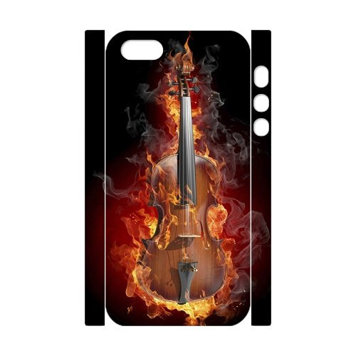 SYYCH Phone case Of Personalized Design Violin 1 Cover Case For iPhone 5,5S