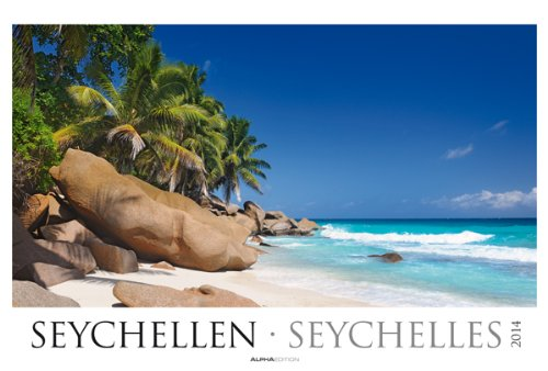 Seychellen Bildkalender 2014