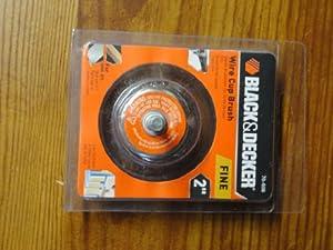 """Black & Decker 70-608 2"""" Wire Cup Brush Fine"""