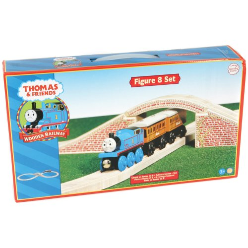 Rc2 Learning Curve Thomas 99459 Eight Track Set