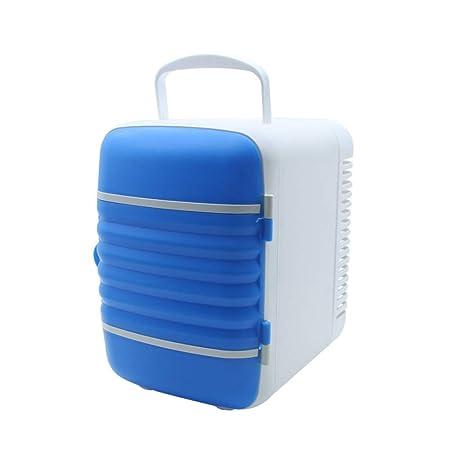 YIWANGO Portátil Refrigerador 4L BAJO Consumo Mini Bar para Viaje ...