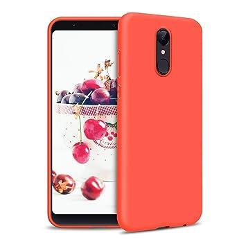 Funda para Xiaomi Redmi 5 Plus Carcasa Silicona Xiaomi Redmi ...