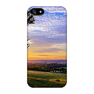 Perfect Fit TXBMx628bvARx Sting Tall At Dusk Case For Iphone - 5/5s