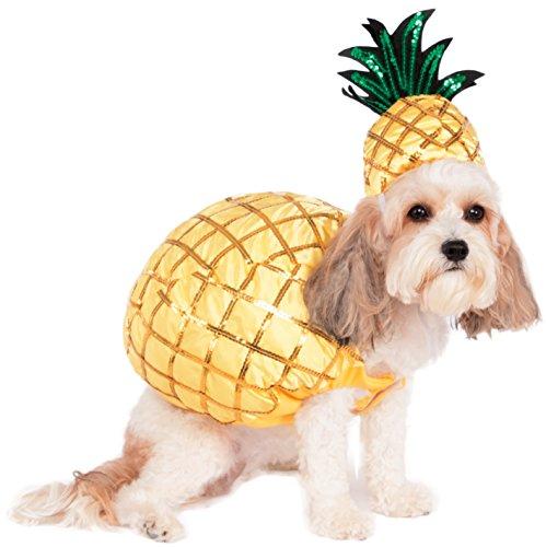 Rubie's Pineapple Pet Costume, Small - Pet Food Dog Costume