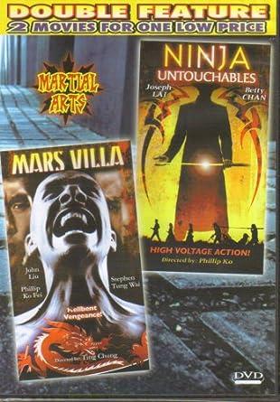 Amazon.com: Mars Villa + Ninja Untouchables: John Liu ...