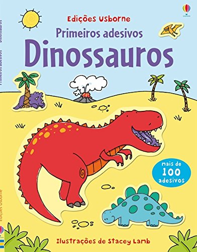 Dinossauros. Primeiros Adesivos