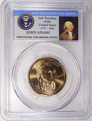 Adams Dollar Coin - 6