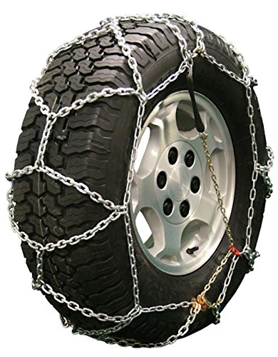 Quality Chain Diamond Back LT 5.5mm Link Tire Chains (Pull Chain Adjuster Style) (2533Q)