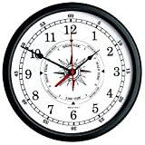Atlantic Time & Tide Indicator