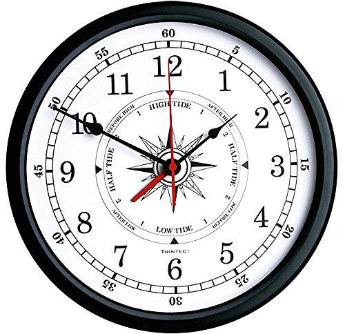 Atlantic Time & Tide Clock (Clock Nautical Outdoor)