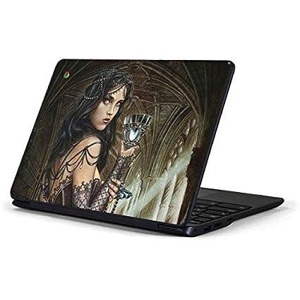 Amazon com: Skinit Alchemy - Name of The Rose Chromebook 3