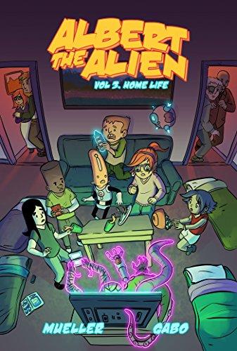 Albert the Alien 3: Home Life