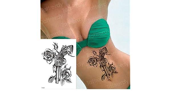 3ps-Tattoo cruz halloween tatuaje arte tatuaje espalda tatuaje ...