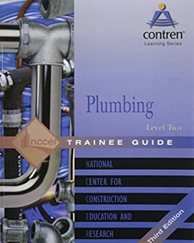 plumbing level 2 trainee guide paperback 3rd edition nccer rh amazon com
