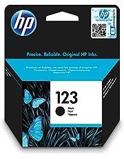 HP 123 Black Original Ink Advantage Cartridge - F6V17AE