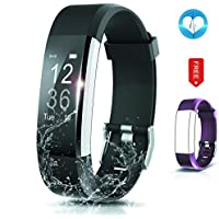 Tracker Waterproof Bluetooth Pedometer Wristbands Overview