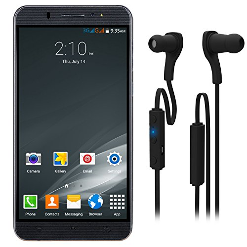 Xgody Y20 6 Inch with Bluetooth headphone H06 Cell Phones
