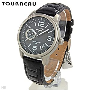 amazon com tourneau new men s watch everything else tourneau new men s watch