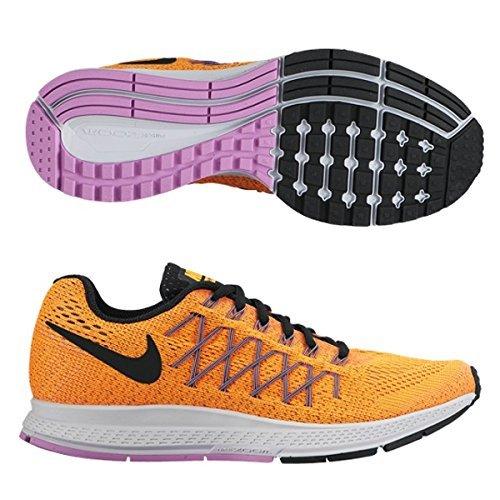 2111dee64a59 Galleon - Nike Women s Air Zoom Pegasus 32 Running Shoe-Bright Citrus  Black-5.5