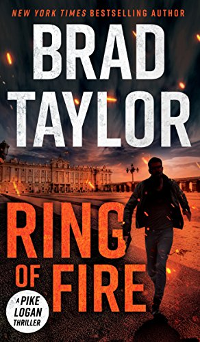 Ring of Fire (A Pike Logan Thriller Book 11) (Time In Port Of Spain Right Now)