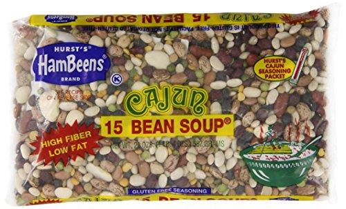 - Hurst's HamBeens Cajun Bean Soup, 20 Ounce